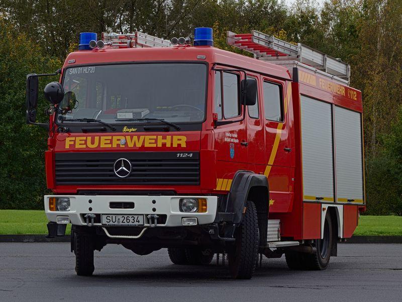 Hilfeleistungslöschfahrzeug HLF 20