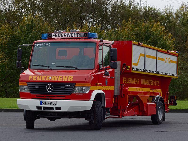 Gerätewagen Gefahrgut GW-G